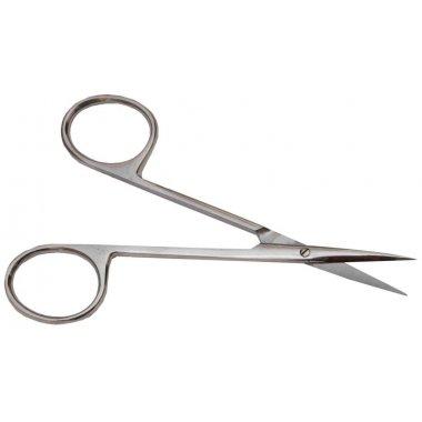 Ножницы глазные остроконечные прямые 11,3 см (Н-41-1)