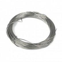 Проволока стальная для петли назальной. Длина 10 м, диаметр 0,3 мм  (ПН-03)