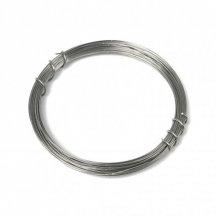 Проволока стальная для петли назальной. Длина 10 м, диаметр 0,4 мм (ПН-04)