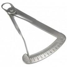 Калибратор стоматологический для воска по IWANSON. Длина 10 см (ЩЦ-1)