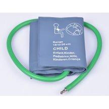 Манжета НІАТ (многоразовая, для детей) для монитора пациента БИОМЕД