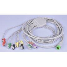 Кабель ЭКГ 5-ти электродный (IEC) для монитора пациента БИОМЕД