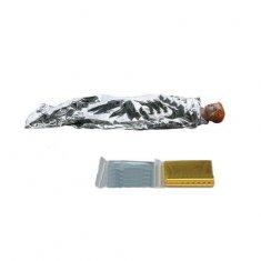 Одеяло пациента для чрезвычайных событий (к носилкам медицинских БИОМЕД)