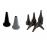 Ушные воронки для отоскопов Kawe 100 шт