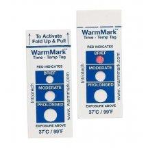 Термоиндикаторы химические одноразовые контрольные WARMMARK
