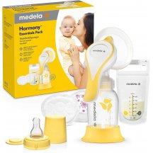 Молокоотсос Medela Harmony Essentials Pack ручного типа