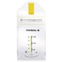 Пакеты для хранения и замораживания грудного молока Medela (20 шт.)