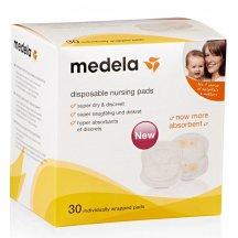 Одноразовые вкладыши для бюстгальтера Medela Disposable Nursing Pads 60 шт (008.0323)