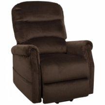Подъемное кресло с двумя моторами EDE (коричневое) OSD-EDE-AD05-1LD