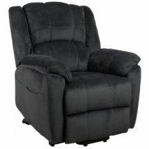 Подъемное кресло с двумя моторами HANNA (серое) OSD-HANNA AD03-1LD