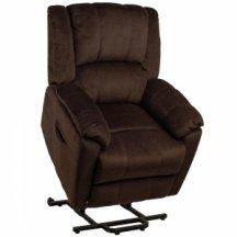 Подъемное кресло с двумя моторами HANNA (коричневое) OSD-HANNA AD05-1LD