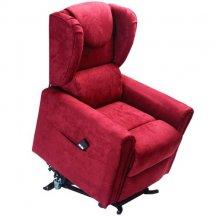 Подъемное кресло с двумя моторами OSD-BERGERE JP04-1LD (красное)