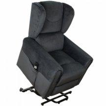 Подъемное кресло с двумя моторами OSD-BERGERE TW04-1LD (серое)