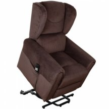 Подъемное кресло с двумя моторами OSD-BERGERE AD05-1LD (коричневое)