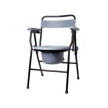 Кресло-стул с санитарным оснащением (не регулируемое по высоте, складное) RIDNI RD-CARE-T01 (KJT710B)