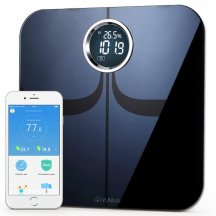 Смарт-весы YUNMAI Premium Smart Scale Black (M1301-BK)