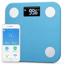 Смарт-весы YUNMAI  Mini Smart Scale Blue (M1501-BL)