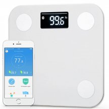 Смарт-весы YUNMAI Mini Smart Scale White (M1501-WH)