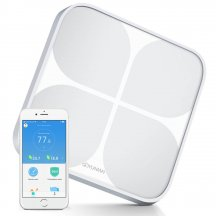 Смарт-весы YUNMAI 2 Smart Scale Silver (Y2SSS)
