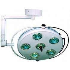 Светильник хирургический L2000 6-II- шестирефлекторный потолочный