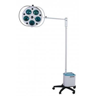 Светильник хирургический L735Е-пятирефлекторный передвижной (аварийное питание)