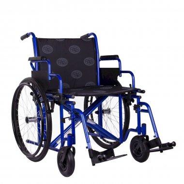Усиленная инвалидная коляска, OSD Millenium Heavy Duty 60CM