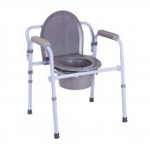 Складной стул-туалет из стали, OSD-RB-2110