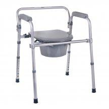 Складной стул-туалет из алюминия, OSD-RB-3204
