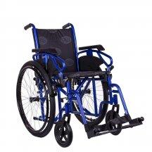 Стандартная инвалидная коляска, OSD Millenium 3 ( хром)