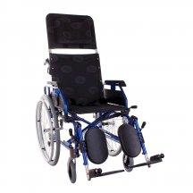 Многофункциональная инвалидная коляска, OSD Recliner Modern ( синяя )
