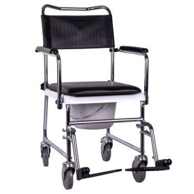 Кресло-каталка с санитарным оснащением, OSD-JBS367A