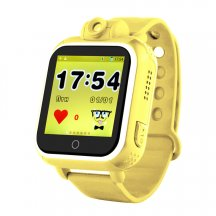 Smart baby watch Smartix Q200 yellow
