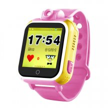 Smart baby watch Smartix Q200 pink