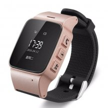 Smart baby watch Smartix D99 pink