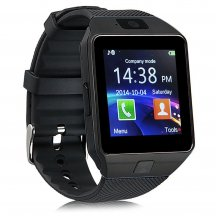 Smart watch Smartix DZ09 black
