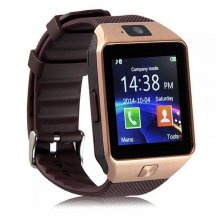 Smart watch Smartix DZ09 gold