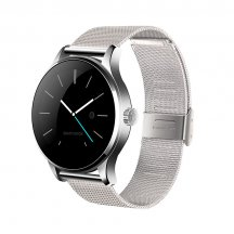 Smart watch Smartix k88h silver steel