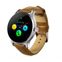 Smart watch Smartix k88h brown leather