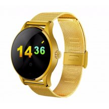 Smart watch Smartix k88h gold steel