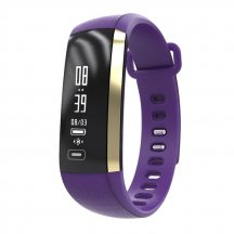 Smart band Smartix M2 tonometr purple