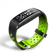 Smart band Smartix Q8 tonometr green