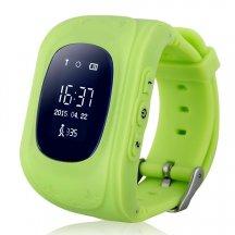 Smart baby watch Smartix Q50 green