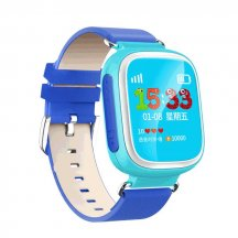 Smart baby watch Smartix Q80 blue