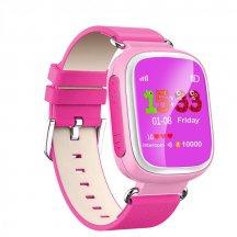 Smart baby watch Smartix Q80 pink