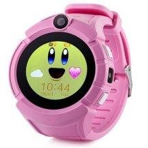 Smart baby watch Smartix Q360 (G610) pink