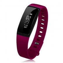 Smart band Smartix V07 tonometr purple