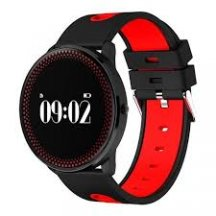 Smart band Smartix CF007 tonometr red