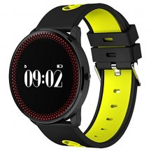 Smart band Smartix CF007 tonometr yellow