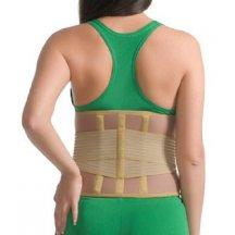 Корсет ортопедический (согревающий, с 3-мя ребрами жесткости) Med Textile (тип 3041)