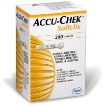 Ланцеты Акку-Чек Софткликс (Accu-Chek Softclix) 200 шт